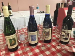 Whispering Bluffs Wines supported Circus of Chefs Gala