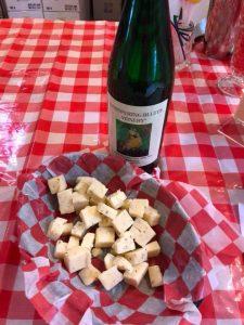 Meadowlark White Wine and Wild Ginseng and Garlic Jack