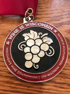 Meadowlark wins silver medal at Wine is Wisconsin competition