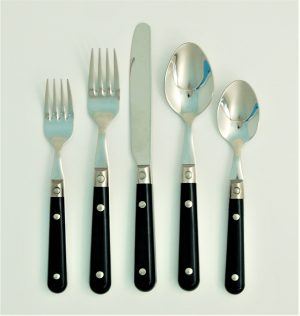 Flatware 20 pc Set - Forest Green